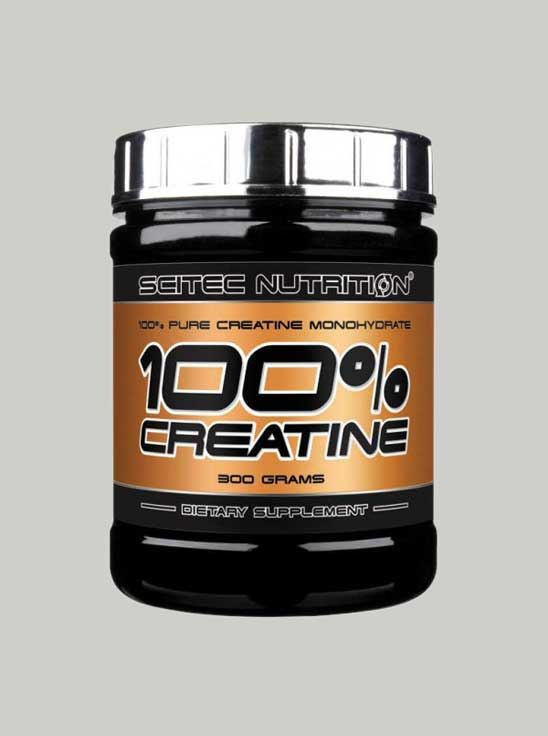 Scitec 100% Creatine Unflavored 300 g