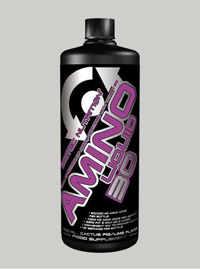Scitec Amino Liquid 30 Cactus Fig/Lime 1000 ml