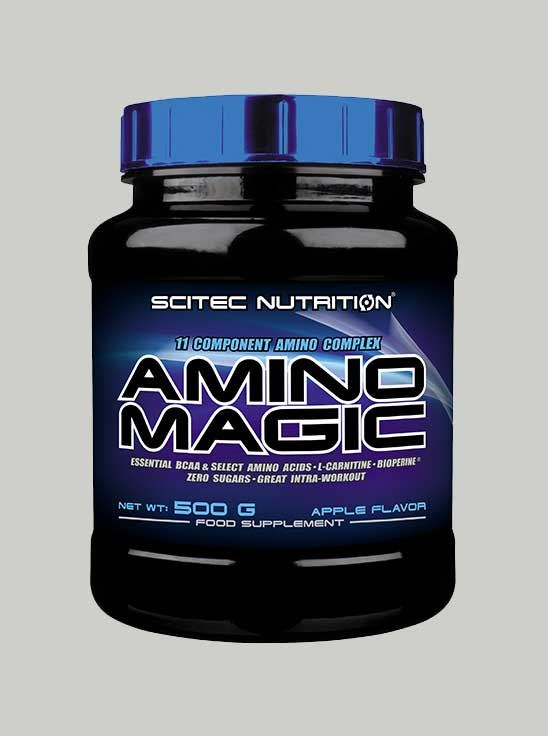 Scitec Amino Magic Apple 500 g