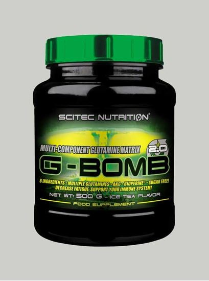Scitec G-Bomb Ice Tea 500 g