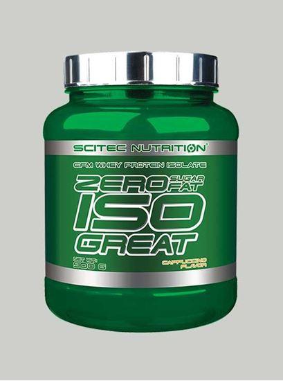 Scitec Zero Isogreat Whey Protein Isloate Cappuccino 2 lbs