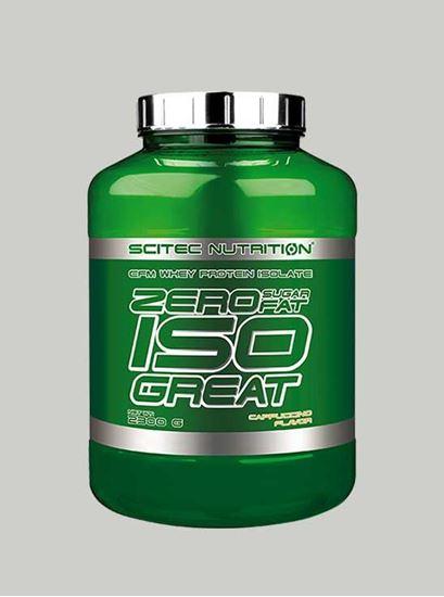 Scitec Zero Isogreat Whey Protein Isloate Strawberry 5 lbs