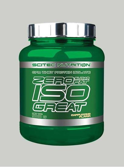 Scitec Zero Isogreat Whey Protein Orange Creamsicle 2 lbs