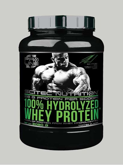 Scitec 100% Hydrolyzed Whey Protein Strawberry Tiramisu 4.5 lbs