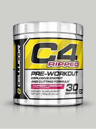 Cellucor C4 Ripped Raspberry Lemonade 30 Serving GEN4