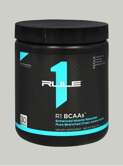 Rule 1 BCAA - Blue Raspberry 30 Servings