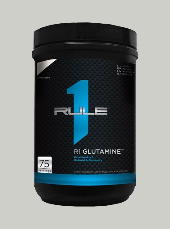 Rule 1 Glutamine Unflavored 375 g