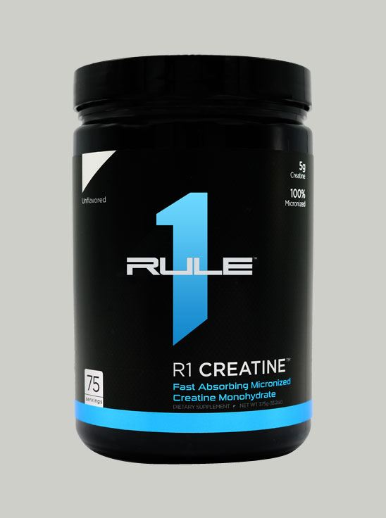 Rule 1 Creatine Unflavored 375 g