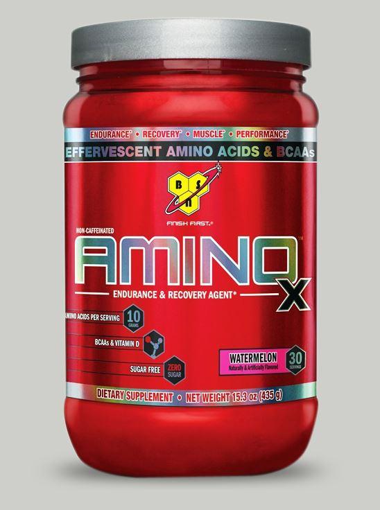 BSN Amino X Acids - Green Apple 30 Servings