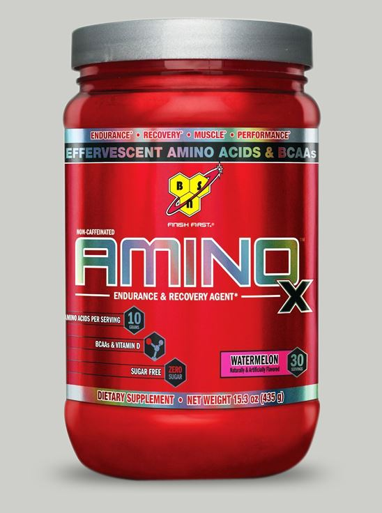 BSN Amino X Acids - Watermelon 30 Servings