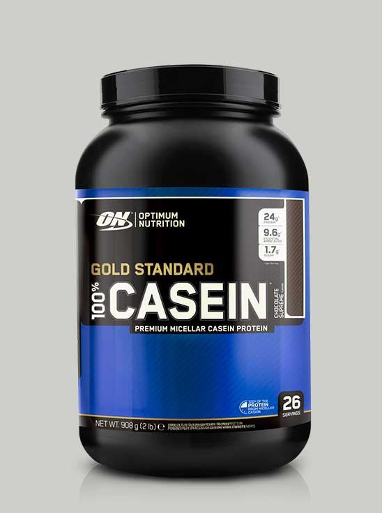 ON 100% Gold Standard Casein Chocolate 2 lbs