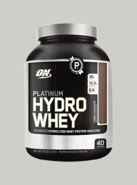 Optimum Nutrition - ON Platinum Hydro Whey Chocolate 3.5 lbs