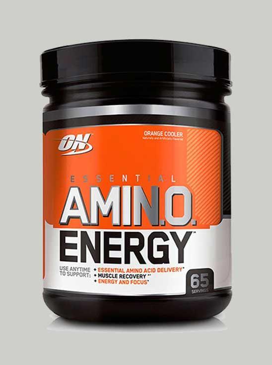 Optimum Nutrition - ON Amino Energy Orange 65 Servings