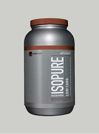 Isopure Whey Protein Isolate Dutch Chocolate 3 lbs