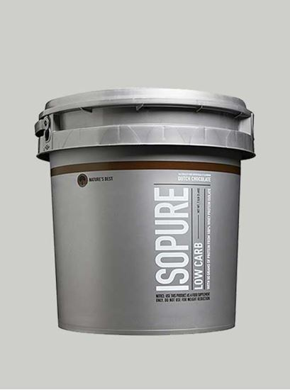 Isopure Whey Protein Isolate Chocolate 7.5 lbs
