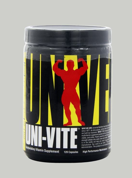 Universal UniVite 120 Capsules