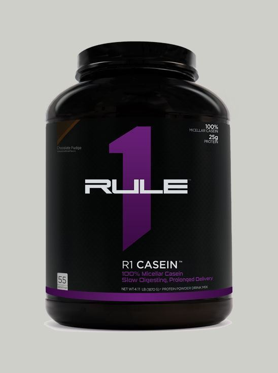 Rule 1 Casein Chocolate Fudge 4.1 lbs