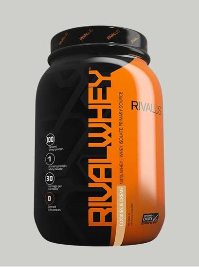 Rival Whey Protein Chocolate 2 lbs