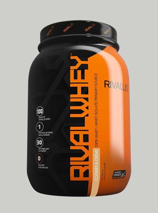 Rival Whey Protein Vanilla Soft Serve 2 lbs