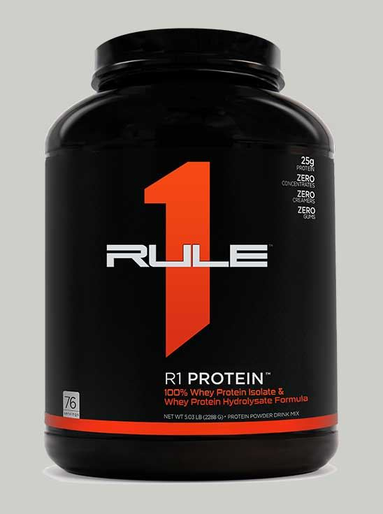 Rule 1 Protein - Chocolate Fudge 5 lbs