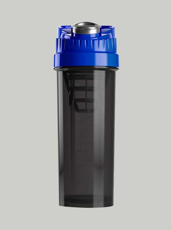 New Cyclone Cup Shaker Blue 32 oz Smoked 2017