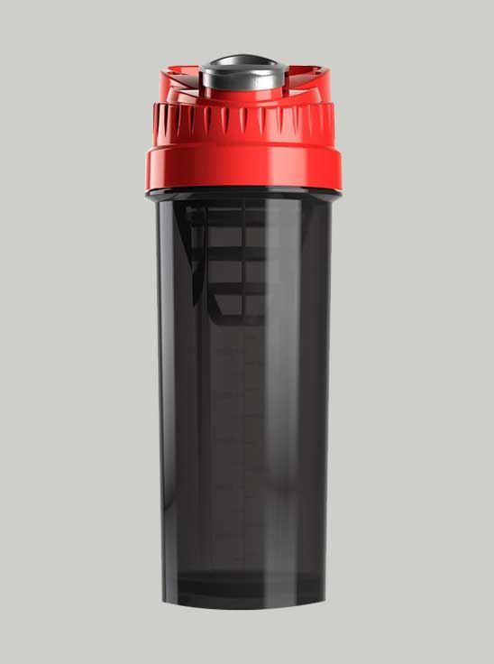 New Cyclone Cup Shaker Red 32 oz Smoked 2017