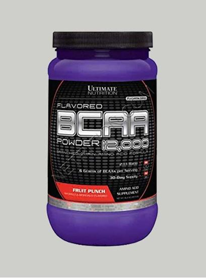 Picture of Ultimate Nutrition - BCAA Powder Blue Raspberry 60 Servings