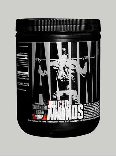 Picture of Universal Nutrition - Juiced Amino BCAA Grapes 368 Grams