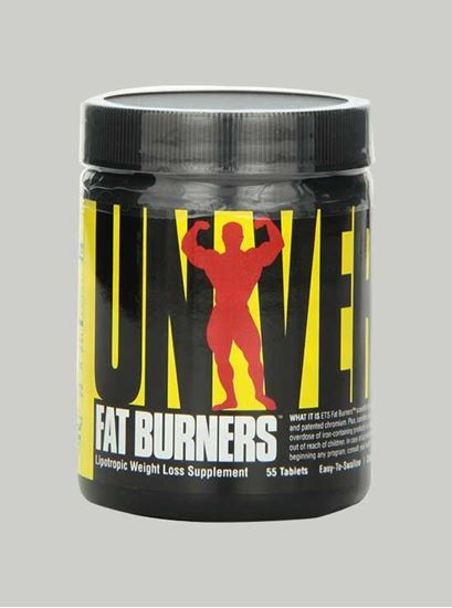 Picture of Universal Nutrition - Fat Burner 55 Tablets