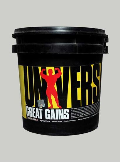 Picture of Universal Nutrition - Great Gains Chocolate 11 Lbs