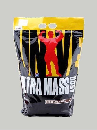 Picture of Universal Nutrition - Ultra Mass 4500 Chocolate 9.3 Lbs