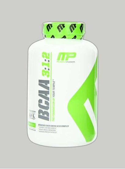 Picture of Musclepharm - BCAA 3:1:2 240 Capsules