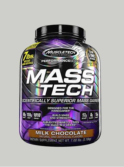 Picture of Muscletech - Masstech Performance Series Strawberry 7 Lbs