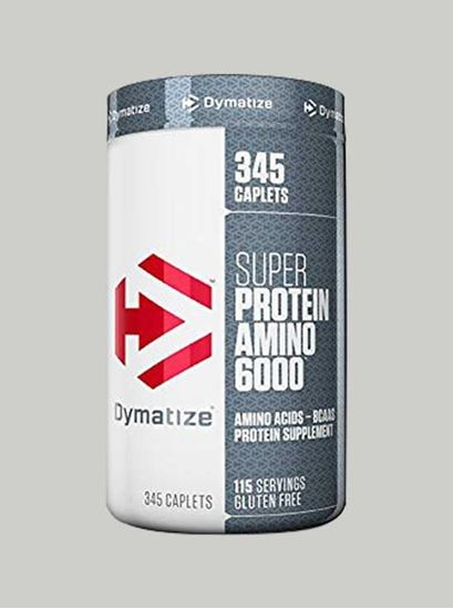 Picture of Dymatize - Super Amino 6000 Tab 345 ct Unflavored