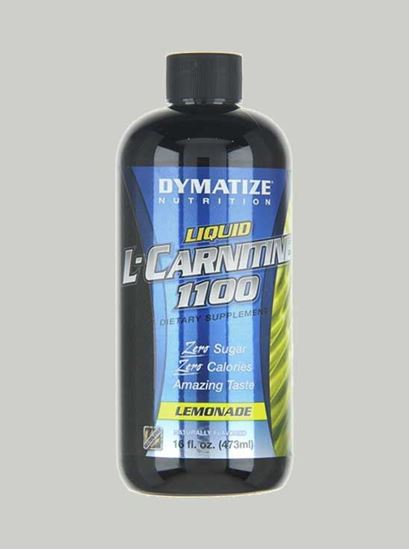 Picture of Dymatize - Liquid L-Carnitine 1100 32 servings Berry