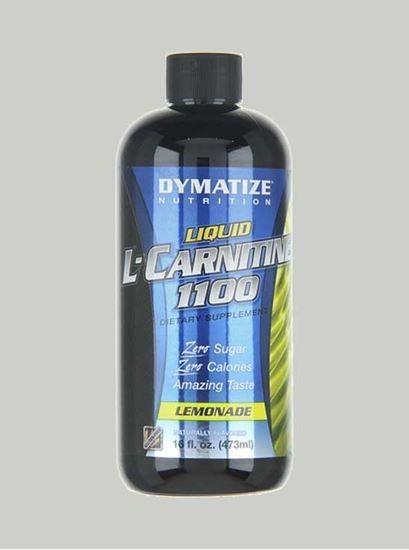 Picture of Dymatize - Liquid L-Carnitine 1100 32 servings Orange