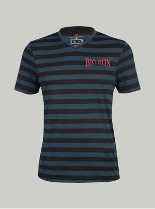 Picture of Ronnie Coleman - Men's T-Shirt Black&Grey Size L -5051
