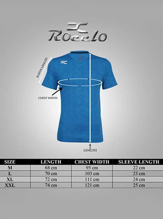Picture of Ronnie Coleman - Men'sT-Shirt Sky Blue Size XL -5053
