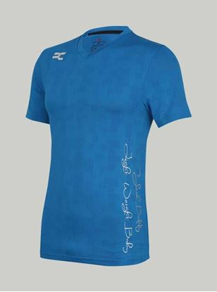 Picture of Ronnie Coleman - Men's  T-Shirt Sky Blue Size XXL -5053