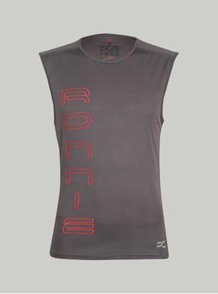 Picture of Ronnie Coleman - Men's  T-Shirt Elephant Grey Size L -5055