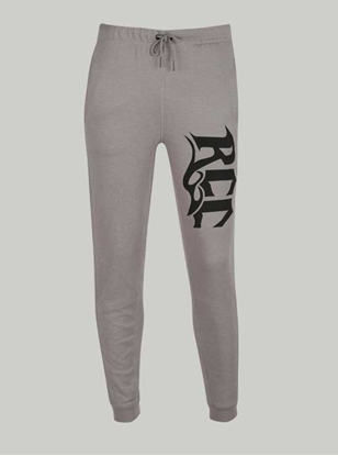 Picture of Ronnie Coleman - Men's  Trackpant Ash Grey Size L -5076