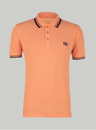 Picture of Ronnie Coleman - Men's  T-Shirt Orange Size M -5078