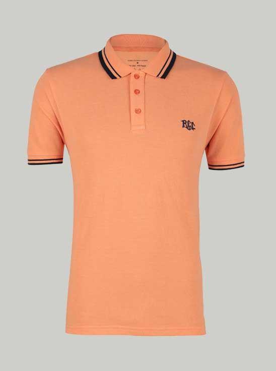 Picture of Ronnie Coleman - Men's  T-Shirt Orange Size L -5078