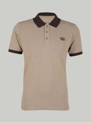 Picture of Ronnie Coleman - Men's  T-Shirt Beige Size M -5082