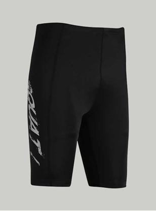 Picture of Ronnie Coleman -Men's Fitness Gym Shorts Black Size L -5104
