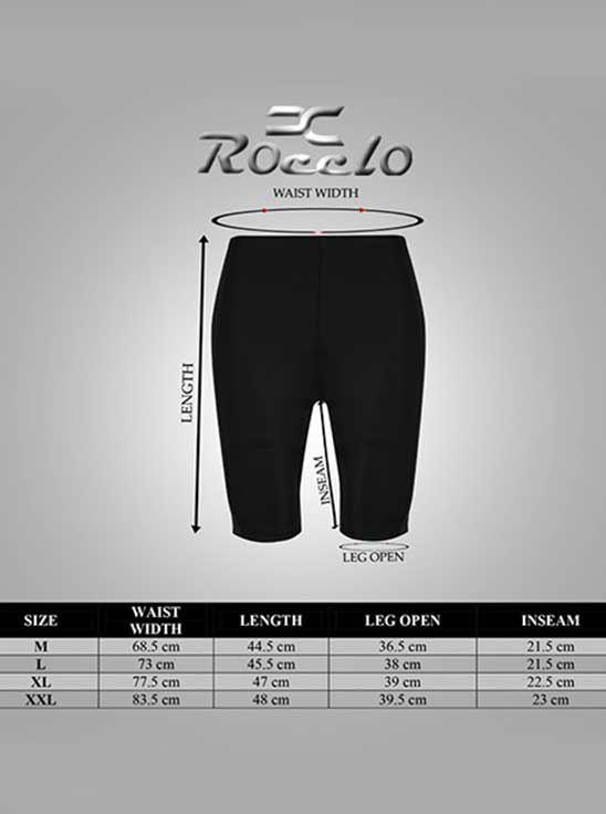 Picture of Ronnie Coleman - Men's Gym Shorts Black Size XXL -5104