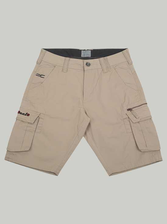 Picture of Ronnie Coleman - Men's Cargo Shorts Beige Size M -5108