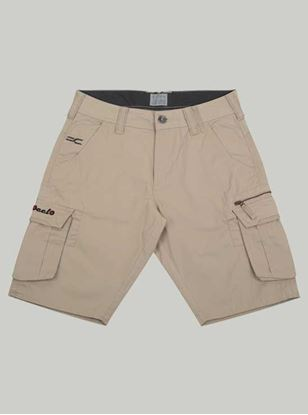 Picture of Ronnie Coleman - Men's Cargo Shorts Beige Size L -5108