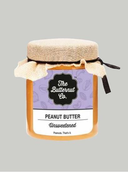 Picture of The Butternut Co. - Unsweetened Peanut Butter 220 Gms