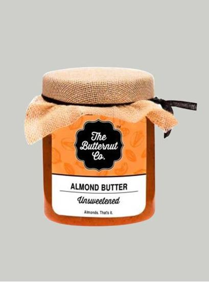 Picture of The Butternut Co Unsweetened Almond Butter 220 Gms